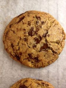 Choclate Chip Cookies 1